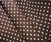 Látka - puntíky