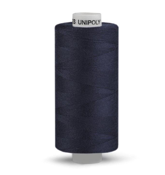 Niť UNIPOLY 500m - temně modrá Hagal