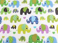 Látka - sloni