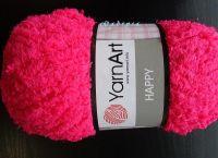 Dívčí pletený svetr - tmavě růžový ( 74/80 ) Gabrysa