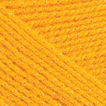 Příze Gold - tmavě žlutá YarnArt