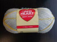 Ponožková příze - světle modrá Red Heart