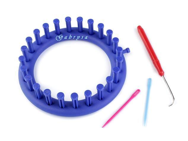 Sada na pletení - kruh Ø 14cm ???