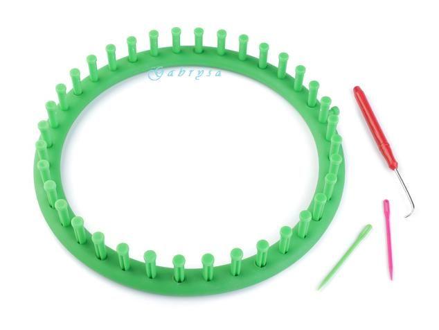 Sada na pletení - kruh Ø 24cm ???