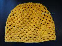 Příze Jeans - tmavě žlutá YarnArt