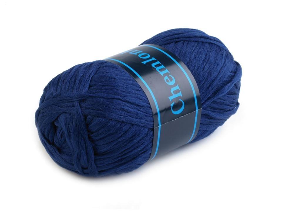 Příze Chemlonka - modrá Ariadne