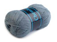 Chemlonka - modrošedá