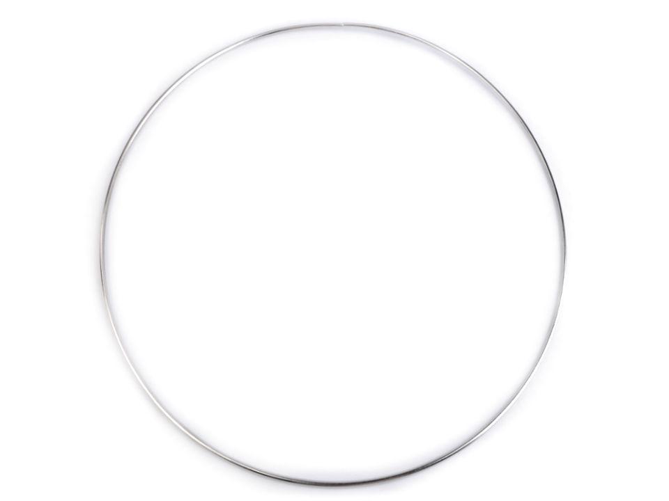 Kovový kruh pro lapač snů Ø30 cm Chile