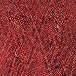 Příze Tweed - červená