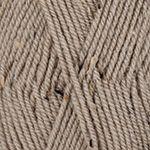 Příze Tweed - světle hnědá