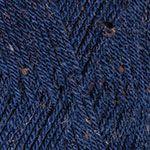 Příze Tweed - tmavě modrá
