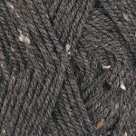 Příze Tweed - tmavě šedá