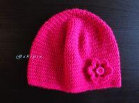 Příze Baby - tmavě růžová YarnArt