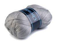 Chemlonka - světlounce šedá