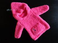 Příze Happy - neonově růžová YarnArt