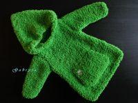 Příze Happy - zelená YarnArt