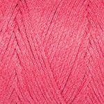 Příze Macrame Cotton - růžovočervená YarnArt
