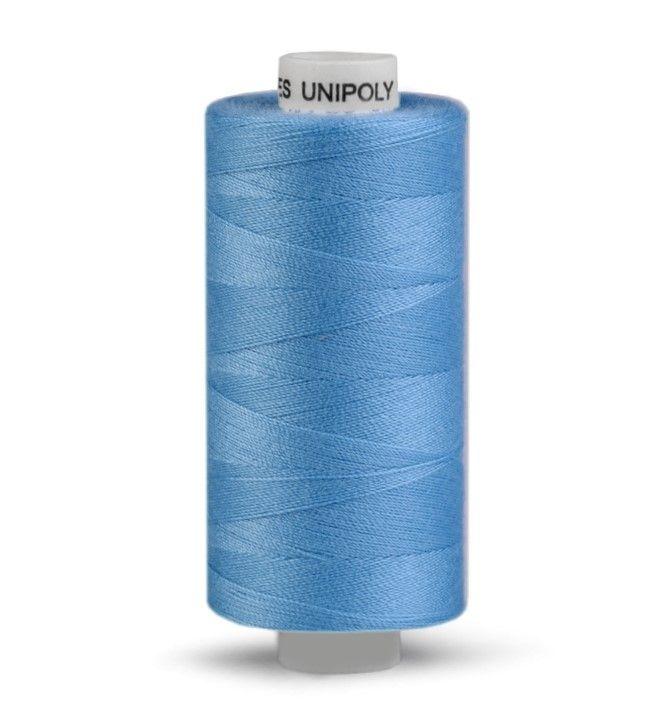 Niť UNIPOLY 500m - blankytná modř Hagal
