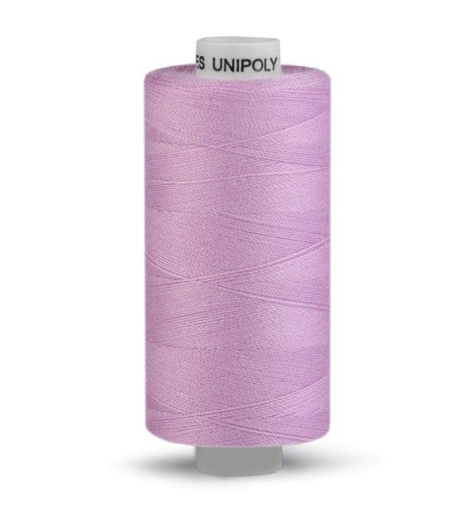 Niť UNIPOLY 500m - bledě fialová Hagal