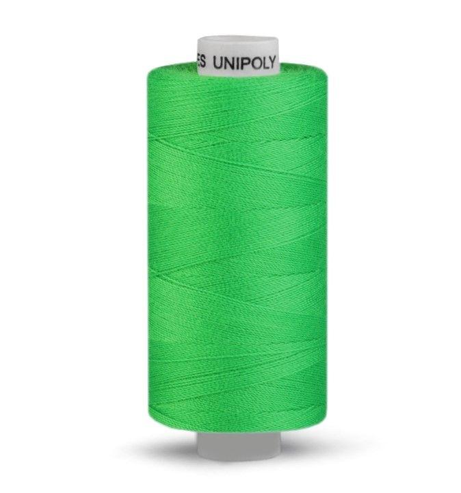Niť UNIPOLY 500m - jarní zeleň Hagal