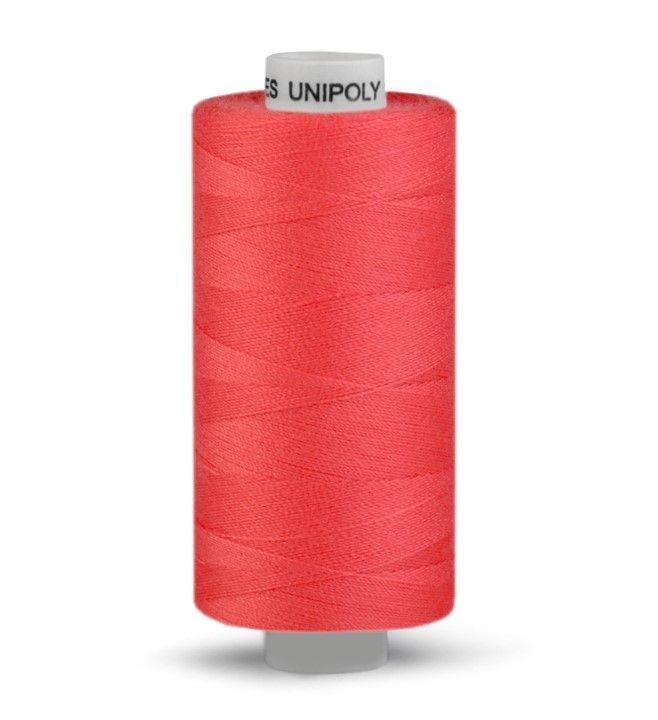 Niť UNIPOLY 500m - světle červená Hagal