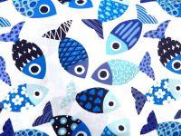 Látka - rybičky
