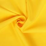 Bavlněná látka - tmavě žlutá
