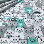 Látka - kočky