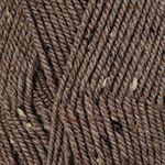 Příze Tweed - hnědá