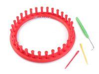 Sada na pletení - kruh Ø 19cm