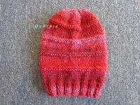 Příze Everest - červený melír YarnArt