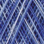 Příze Lily Melange - modrá YarnArt