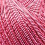Příze Lily Melange - růžová YarnArt