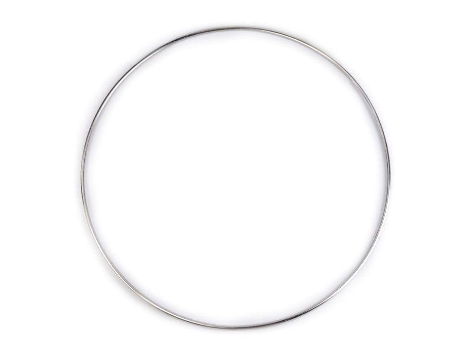Kovový kruh pro lapač snů Ø25 cm Chile