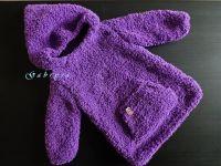 Příze Happy - tmavě fialová YarnArt