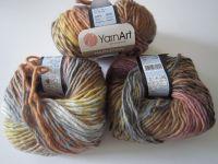 Příze Harmony - barevná 9 YarnArt