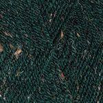 Příze Tweed - tmavě zelená