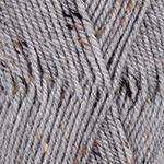 Příze Tweed - světle šedá